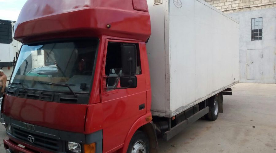 Покраска грузового автомобиля Волжский